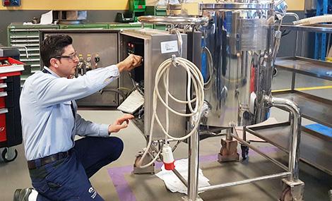 Manutenzione Impianti - Tecnologie Industriali srl